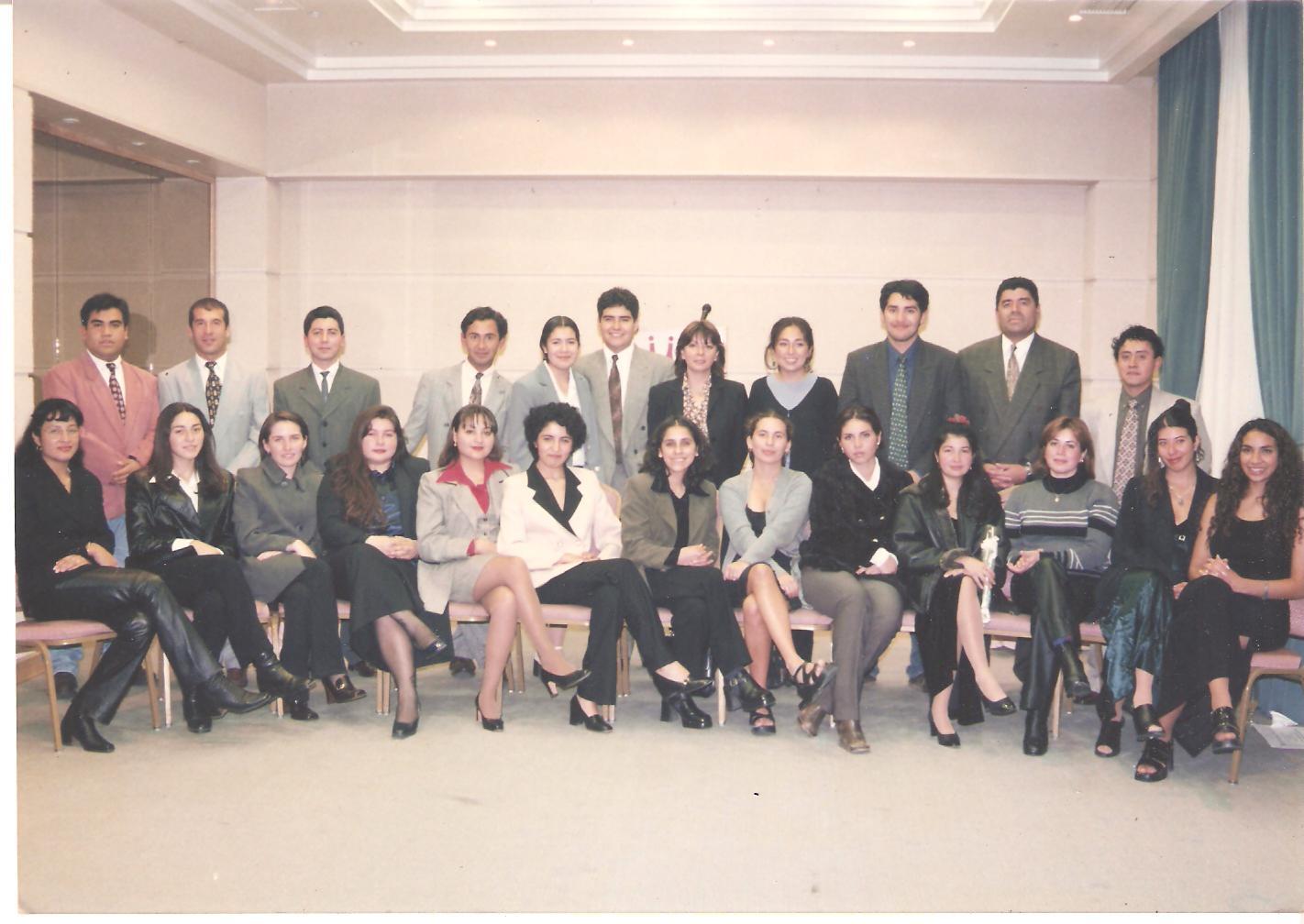 Graduacion 1999